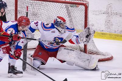 Rangers de Montréal-Est vs Titan de Princeville LHJAAAQ 04-03-18