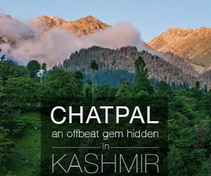 Chatpal, an offbeat gem hidden in Kashmir