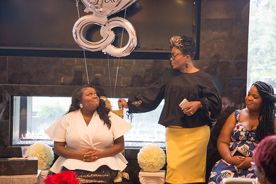 Jewel Spann's Bridal Shower