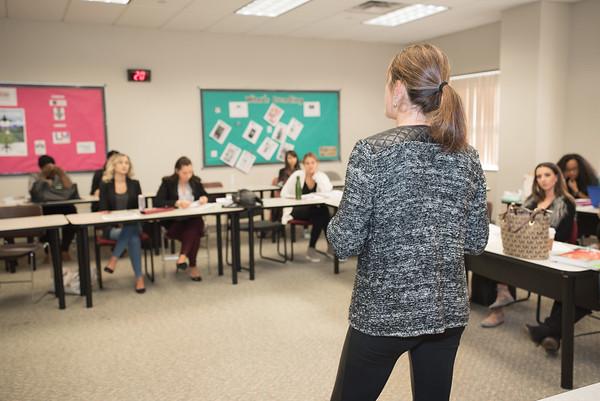 Mark DeYoung Classroom  Photos