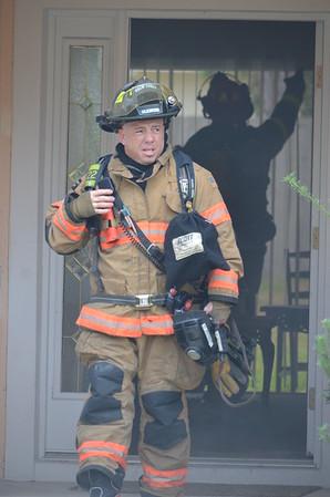 08/08/16 - Palm Coast, Florida - Kitchen Fire