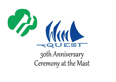 Girl Scout Troop Windquest 30th Anniversary