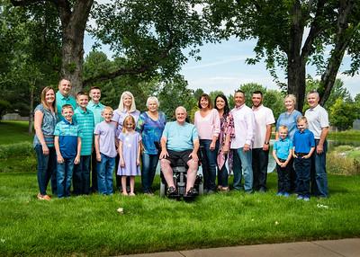 Wright Family 2018