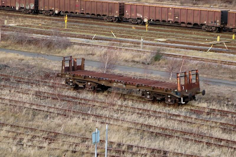 BAA 900259 seen in Thornaby Yard   28.12.18
