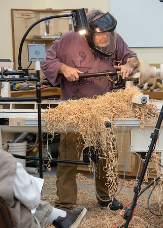Woodturning with Alan Lacer Fall 2019