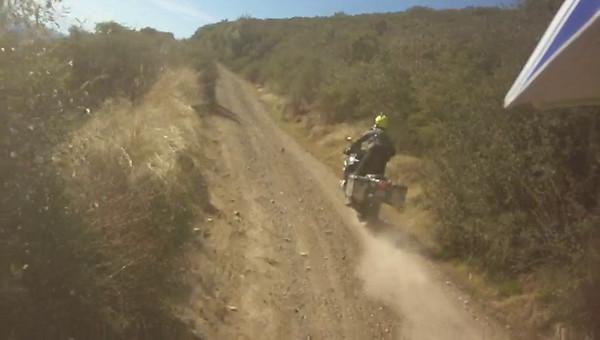 Ride To Santiago Peak - Dec 2010