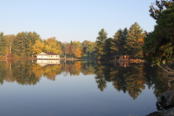 Muskoka Thanksgiving Weekend 2011