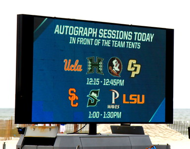 NCAA Championship: FSU Media Day (05/03/2019)