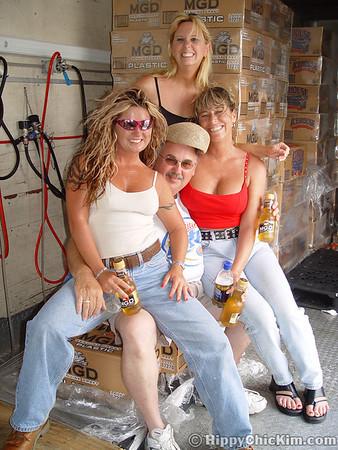 UW Ride for Children's Miracle Network 5.31.2003