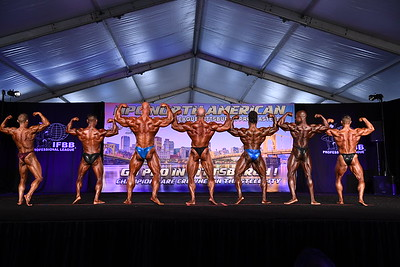 Men's BB 35+ Overall