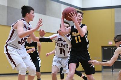 Basketball - LMS 2018-19