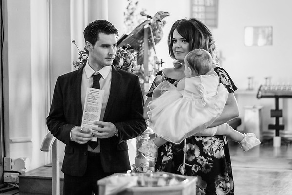 Christening Photograph Newport