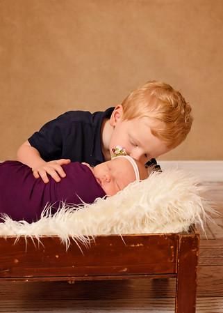 Caroline {newborn}