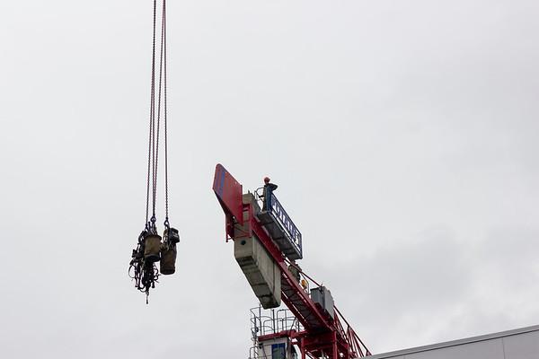 May Crane Take Down