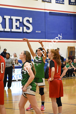 2019-11-25 Scott County vs Meade County Varsity Girls Basketball
