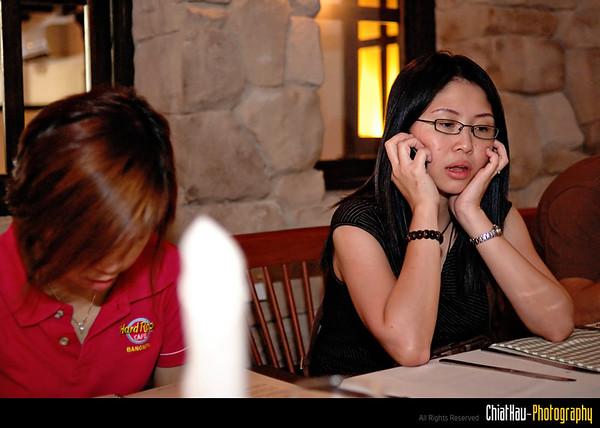 Mun Wai and Fang Yin birthday Celebration  10th Oct 08