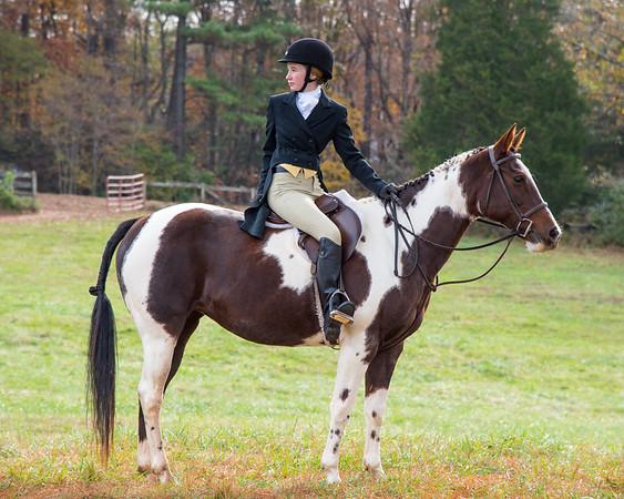 DRHC Hunter Trials Nov. 8, 2015 Classes 1-6, 11,12,13