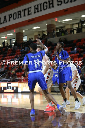 Boys JVA Basketball - La Porte vs CE King 2/18/2020