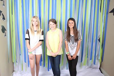 Grad Night 2013 Photo Booth