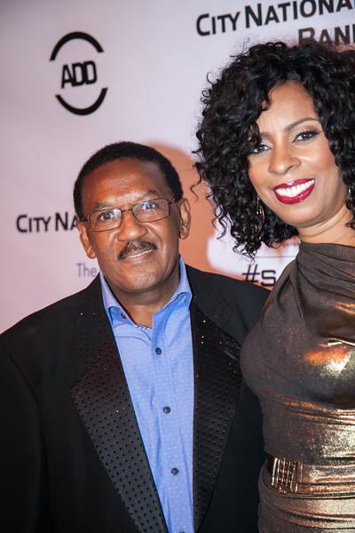 Ernie Singleton & Angela Dean
