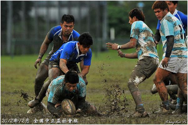 2012全國中正盃社會組-長榮大學 VS 台灣體院(CJU vs NTCPE)