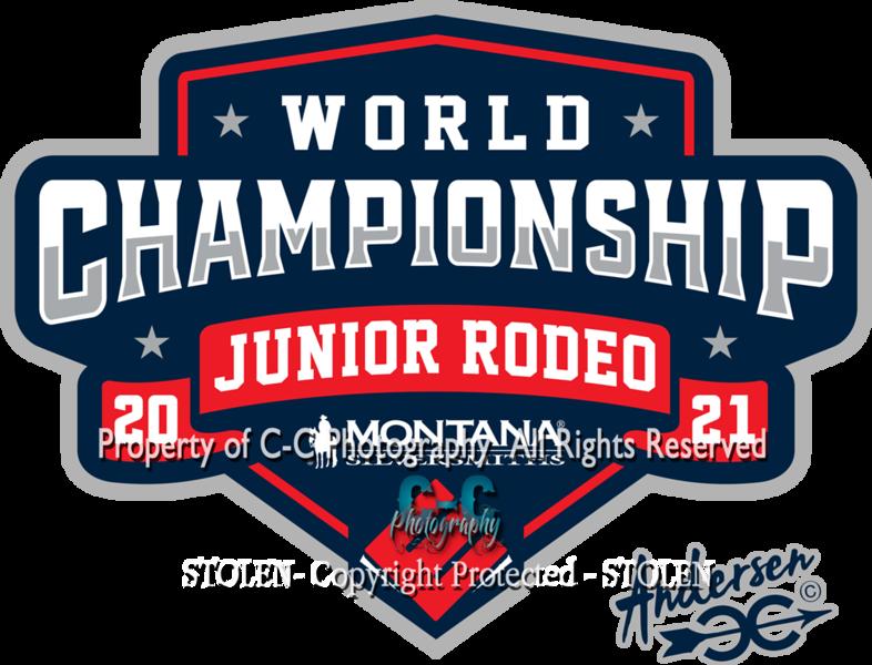 World Championship Junior Rodeo 21 Lazy E 7/21
