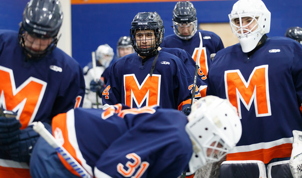 Milton Academy Boys' Hockey vs. Nobles