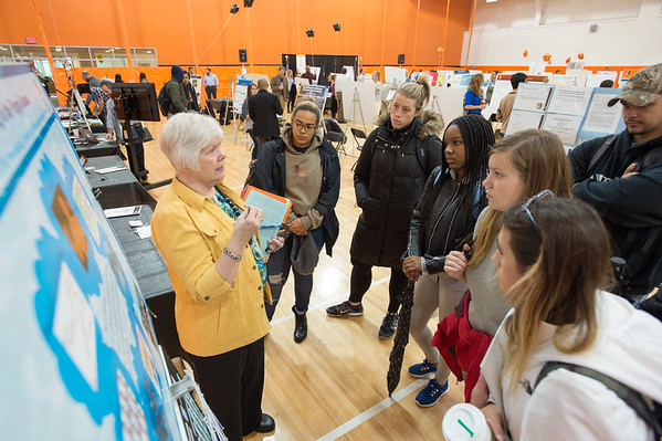 10/27/16 Faculty and Staff Research and Creativity Fall Forum