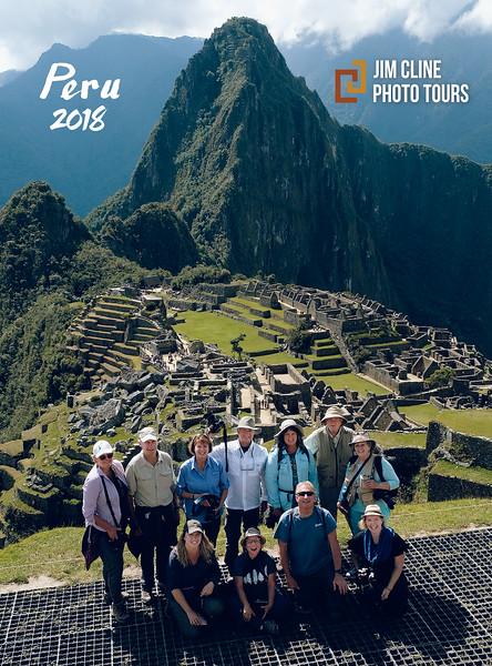 Peru: Machu Picchu 2018