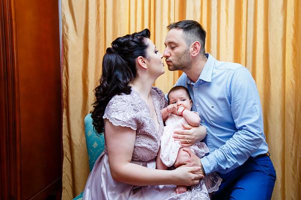 Botez Clara Maria - foto