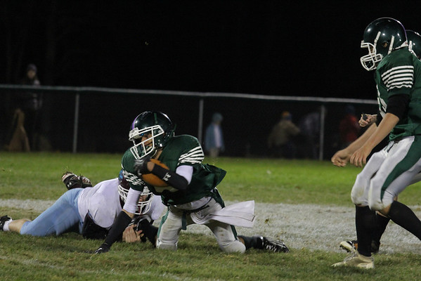 WUHS Football vs North Country