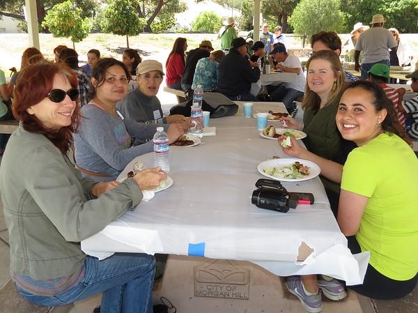 Abrahamic Family Reunion BBQ Morgan Hill 2015
