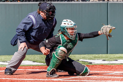 Columbia vs Dartmouth Softball 2018