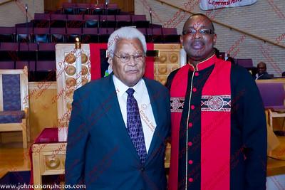 Rev Gordon and Rev Lawson - 20110612