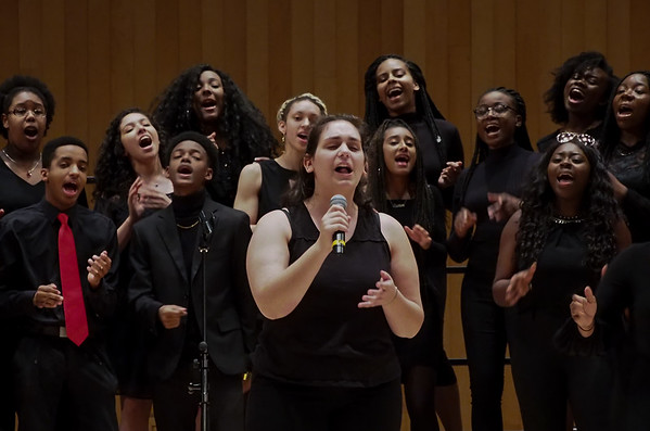 UConn Voices of Freedom - April 2018