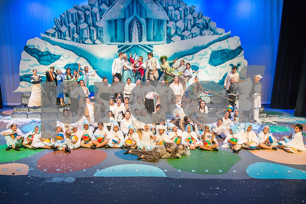 Frozen JR Production Photos