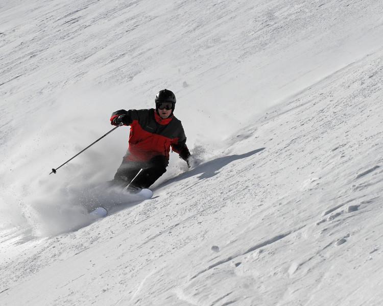 Mammoth-ski patrol