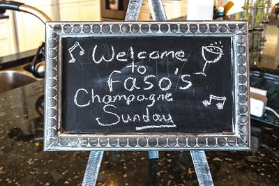 Champagne Sunday 2018