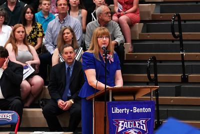 Principal Remarks by Brenda Frankart (2019-05-26)