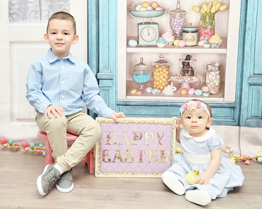 Jon & Angela Easter 2021