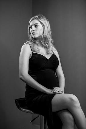 Ocean Kaye Maternity Session