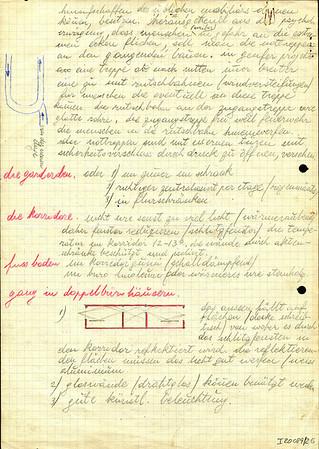 Bauhaus Lectures Notebook IV - 1927