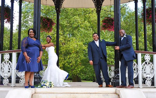 Nicole & Jermain's Wedding