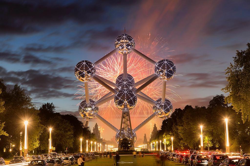 Laeken fireworks