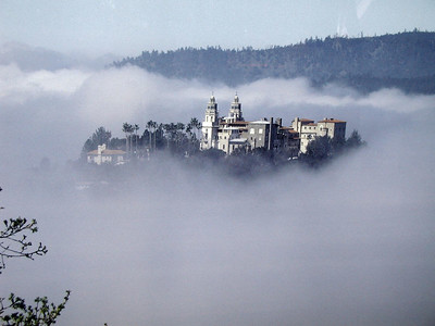 Hearst Castle 2003