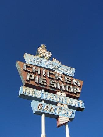 La Palma Chicken Pie Shop