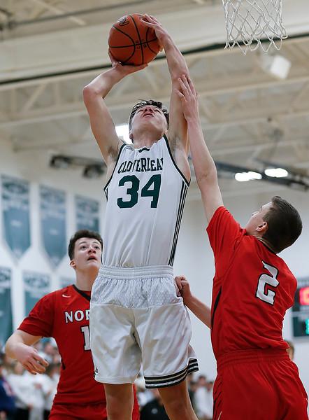 HS Basketball: Norton @Cloverleaf 01182019