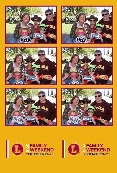 Loyola Family Weekend (09/22/18)