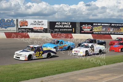 ASA Midwest Tour - Elko Speedway - June 5 & 6, 2010