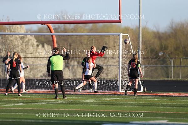 2019 Soccer Season--High School Girls